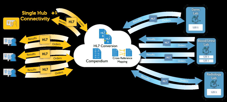 ELLKAY - LKTransfer | Laboratory Orders & Results Interface